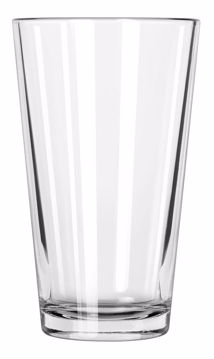Libbey 16oz Restaurant Basics Mixing Glass (Heat-Treated) #1639HT