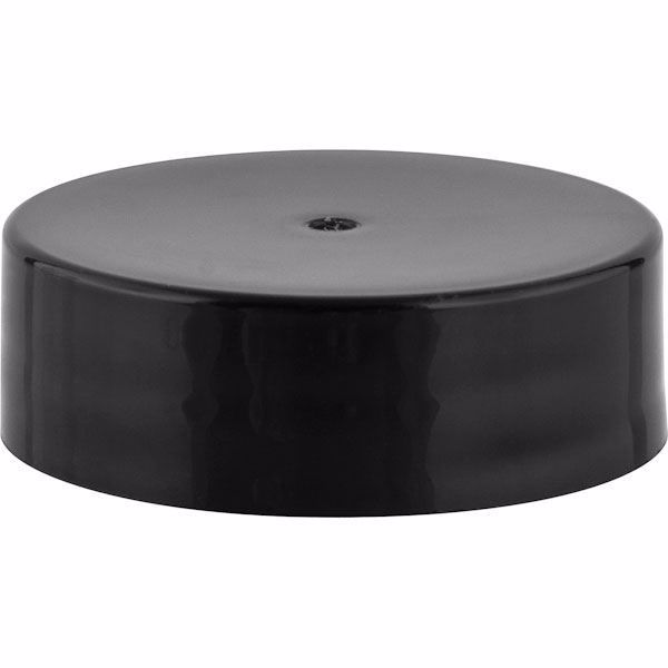 1l Boston Round Growler 33/400 Closure (Black)