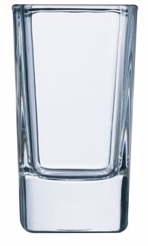 Picture of Arc 2oz Tall Square Shot Glass