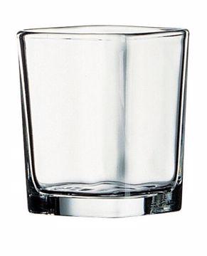 Arc 2oz Square Shot Glass #19188