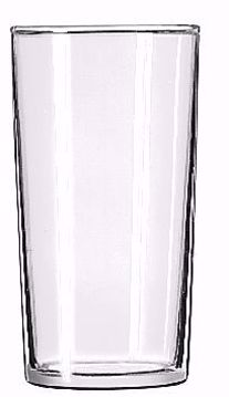 Picture of Libbey 6.5oz Straight-Sided Split