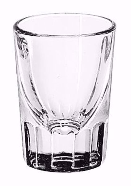 Picture of Libbey 1oz Fluted Whiskey