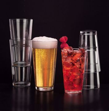 Picture of Libbey Stacking Mixing Glass Series